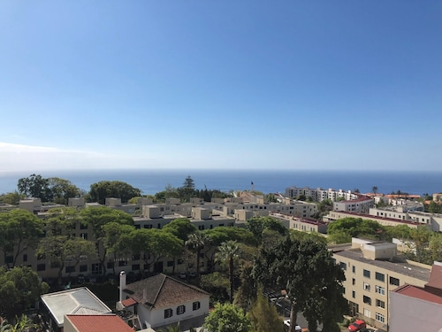 Apartment With 2 Bedrooms in Funchal, With Wonderful sea View, Furnish, Funchal