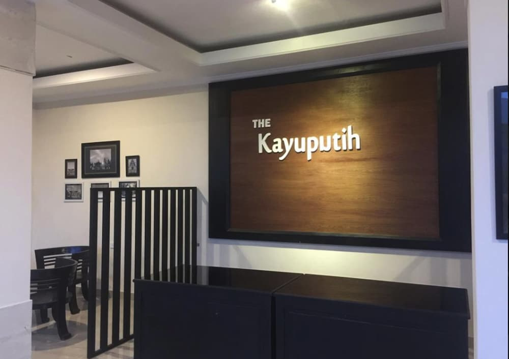 The Kayuputih