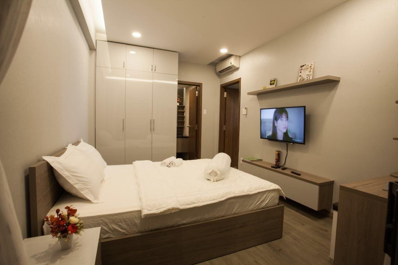 Trang's Apartment, Quận 4