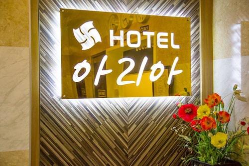 Aria Hotel, Suncheon