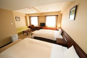 Deluxe Twin Room, Smoking (140cmx195cm + 120cmx195cm Bed Size)