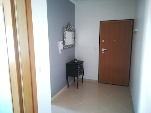 Apartment With one Bedroom in Nazaré, With Wonderful sea View - 2 km F, Nazaré
