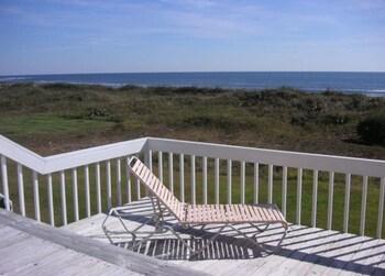 Balcony at Oceanfront Sunset Beach in Sunset Beach