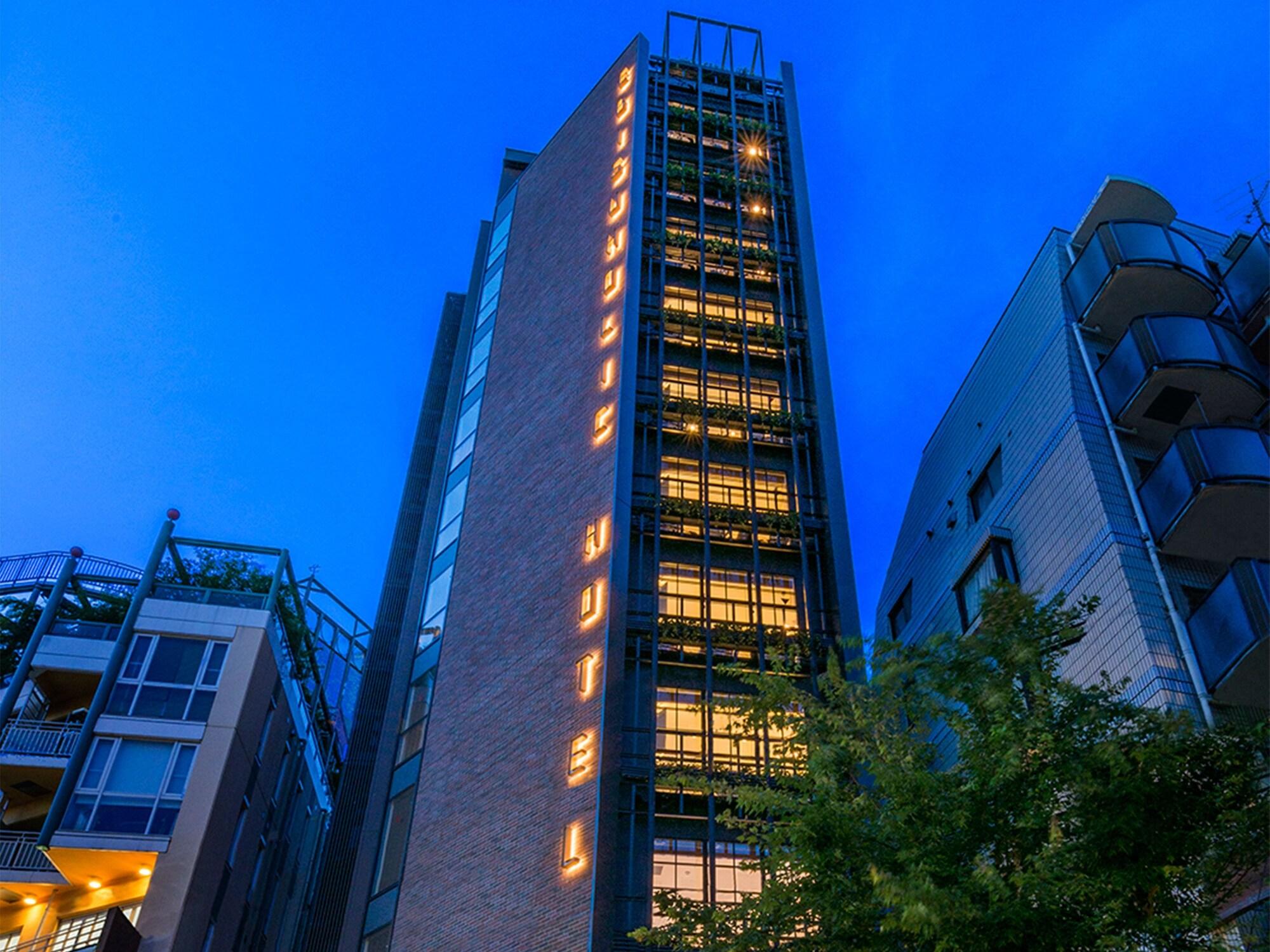 Ebisuholic Hotel, Meguro