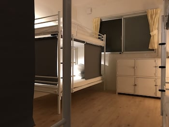 Shared Dormitory, Mixed Dorm (for 6 People)