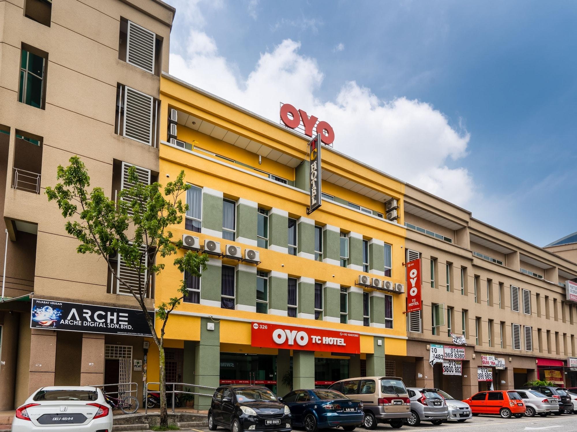 OYO 326 TC Hotel, Kuala Lumpur