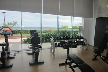 STUNNING OCEAN VIEW AT ARTERRA BAY Gym