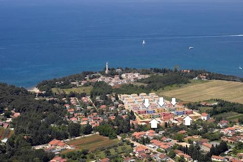 Villas Faro, Umag