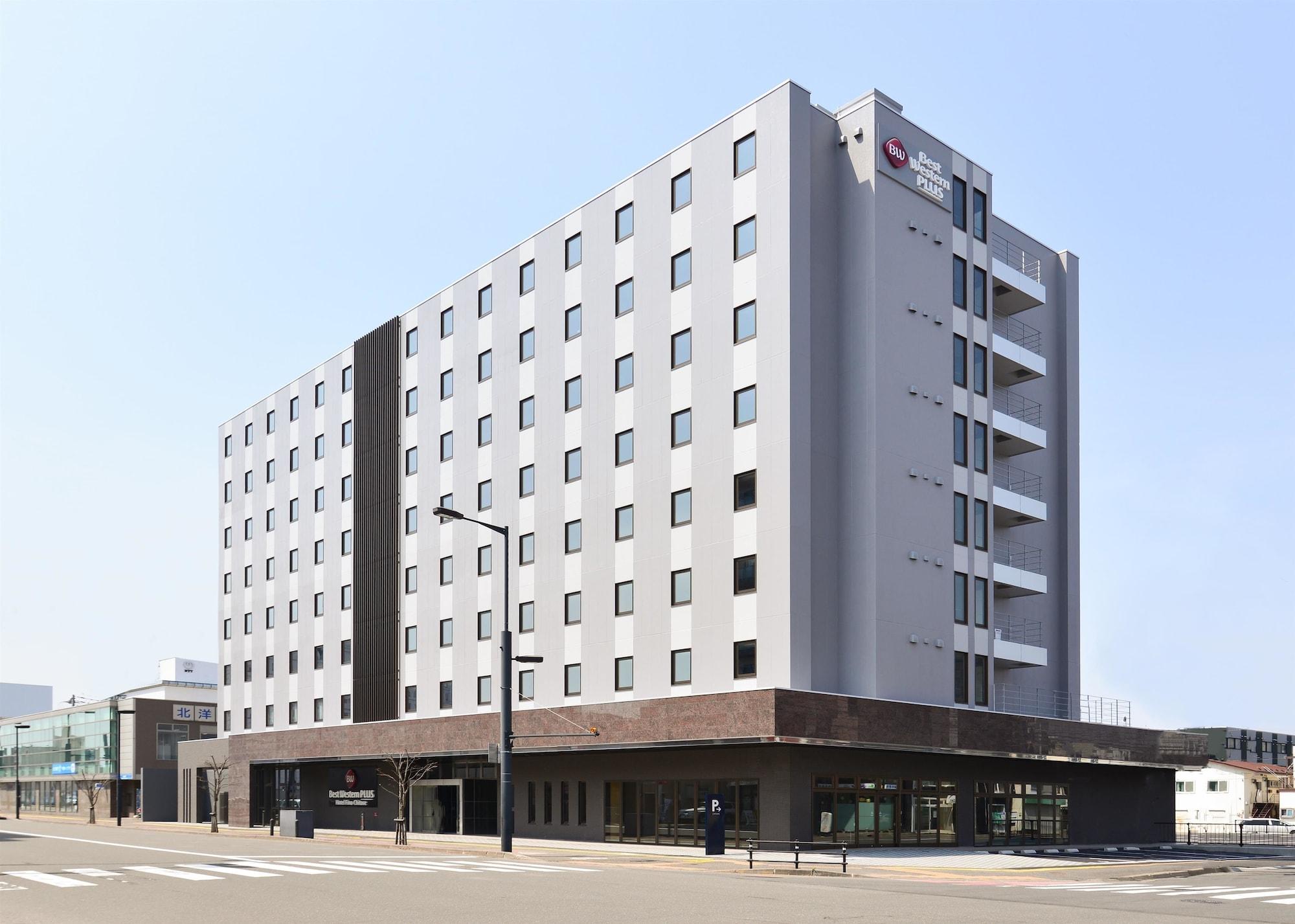 Best Western Plus Hotel Fino Chitose, Chitose