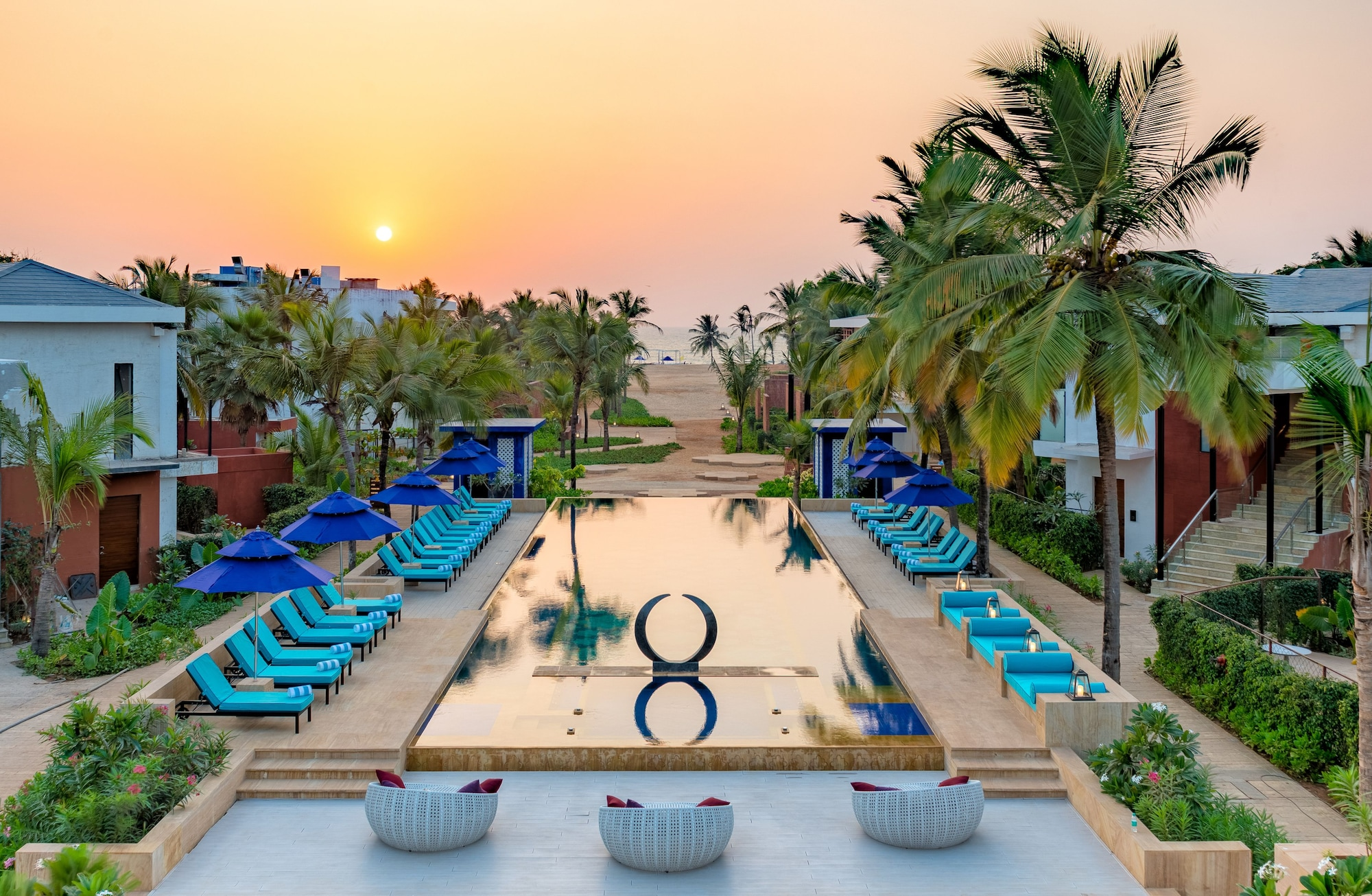 Azaya Beach Resort, South Goa