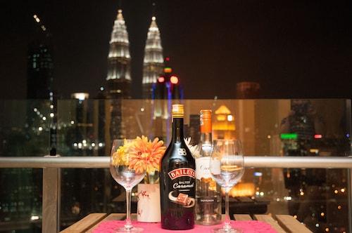 Luxury Apartment @ Setia Sky Residences, Kuala Lumpur