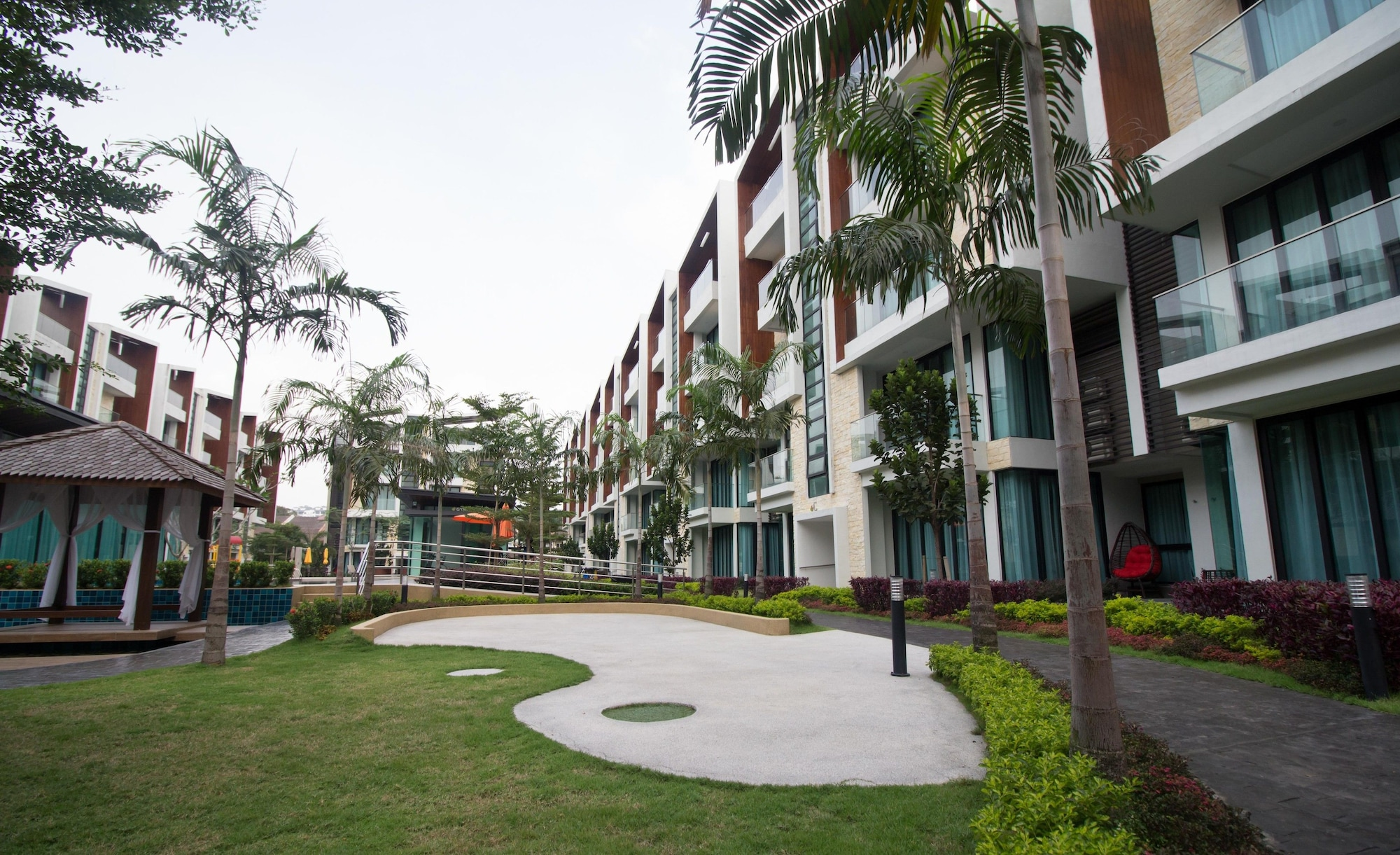 Tropical Villa Service Suite, Kuala Lumpur