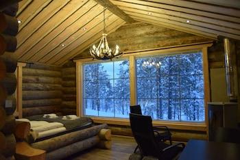 Panorama Log Cabin
