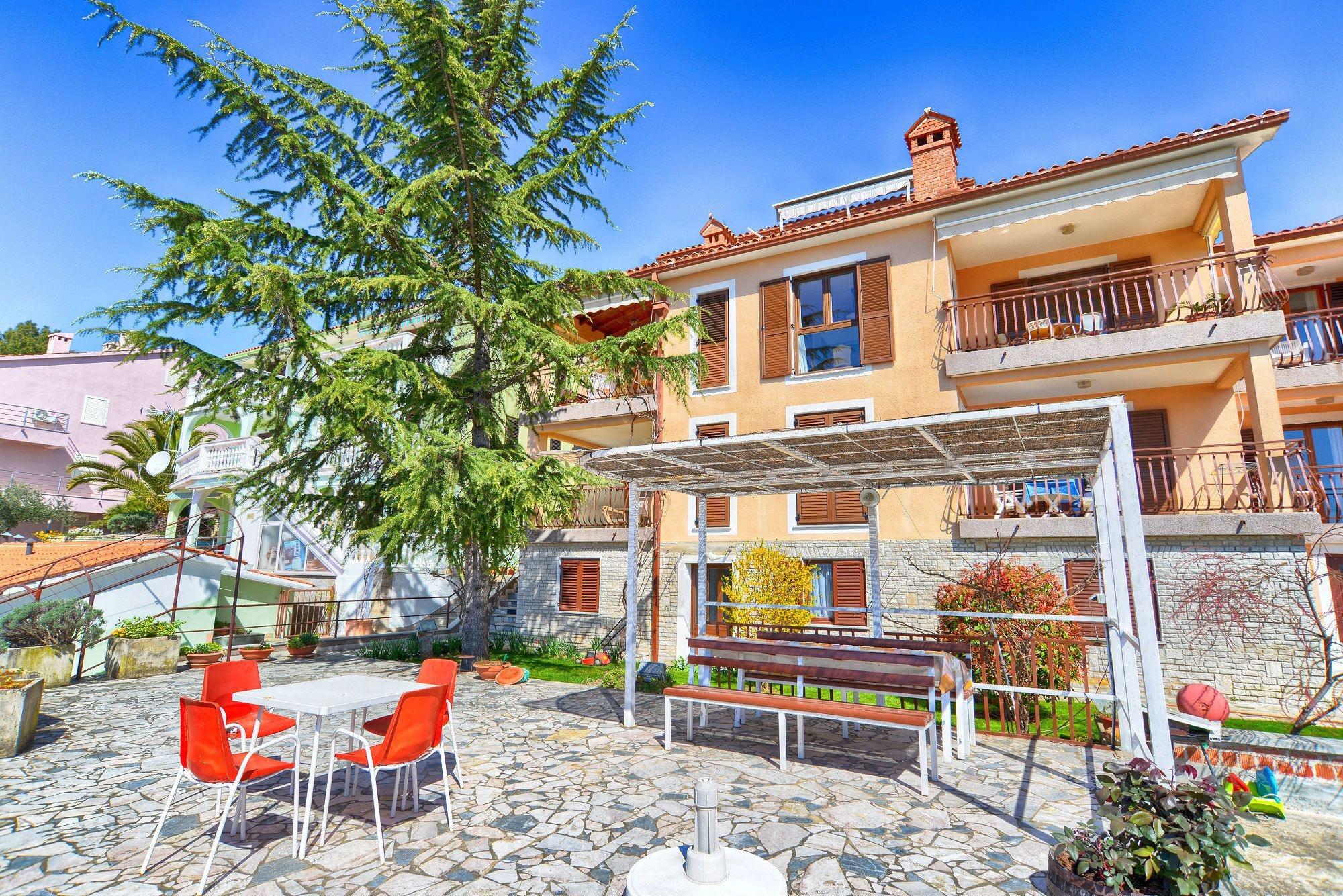 Apartment Lucano 629, Labin
