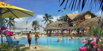 Outdoor Pool at Margaritaville Resort Orlando in Kissimmee