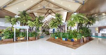 Hotel Interior at Margaritaville Resort Orlando in Kissimmee