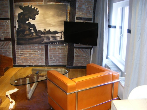 Amosa Apartments Rue Gerardrie 17, Liège