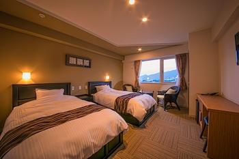 スーペリアツインルーム【1名利用】マウンテンビュー|杜の湯リゾート