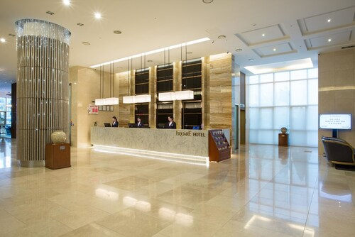 I Square Hotel, Gimhae