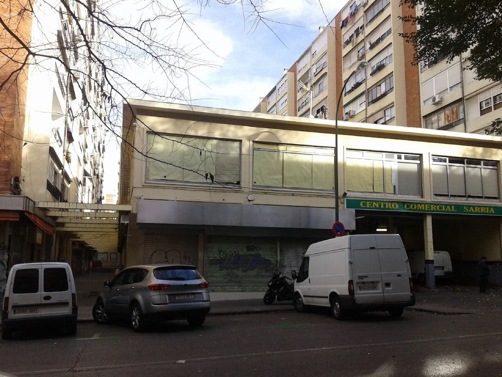 ノルテ デ マドリード バリオ デル ピラール