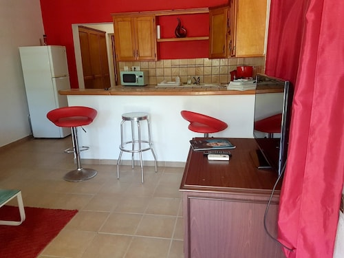 Apartment With one Bedroom in La Savane, With Wonderful Mountain View,