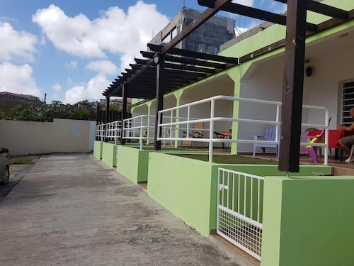 House With 2 Bedrooms in La Savane, With Wonderful sea View, Furnished