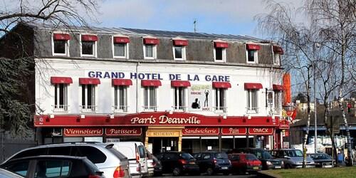 Grand Hôtel De La Gare, Eure