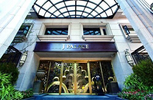 . J Palace Residence