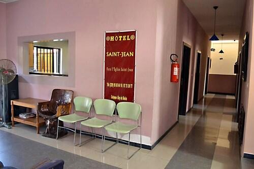 Hôtel Saint-Jean, Cotonou