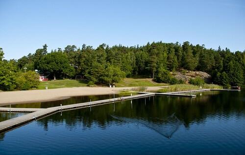 Rösjöbaden Camping &  Stugby, Sollentuna