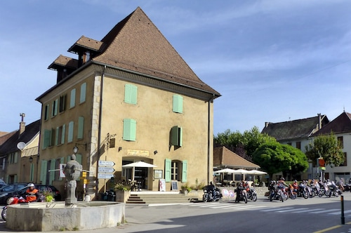 L'Auberge de Mens, Isère