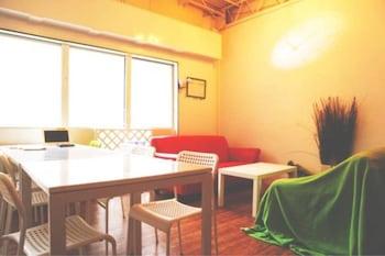 KOBE SANNOMIYA R2 HOSTEL Lobby Lounge