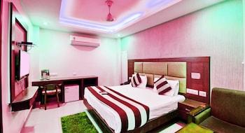 Deluxe Tek Büyük Yataklı Oda, Sigara İçilebilir, Şehir Manzaralı