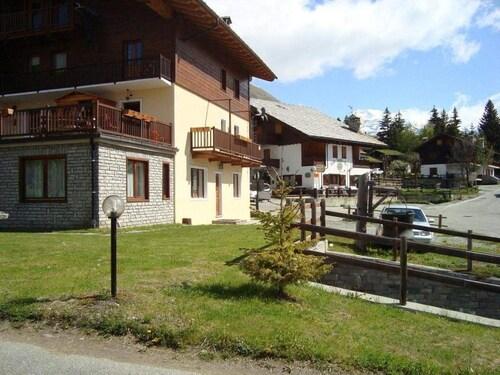 La Falconetta, Aosta
