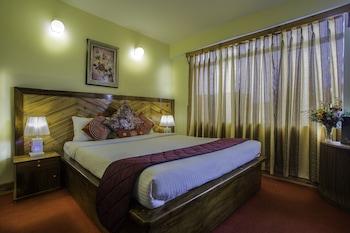 Superior Tek Büyük Yataklı Oda, 1 Çift Kişilik Yatak, Dağ Manzaralı