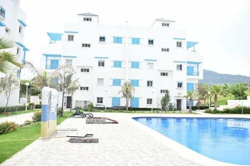 Cozy Apartment - Marina Smir, Tétouan