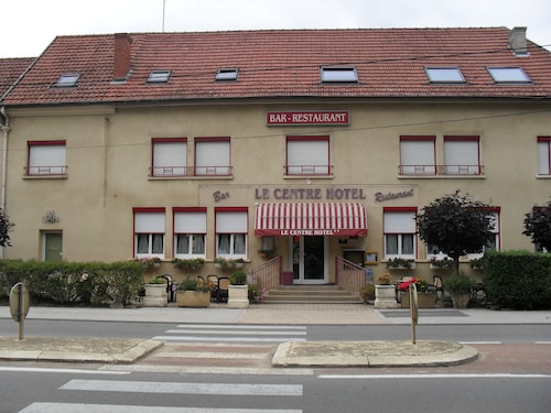 . Hotel Le Centre