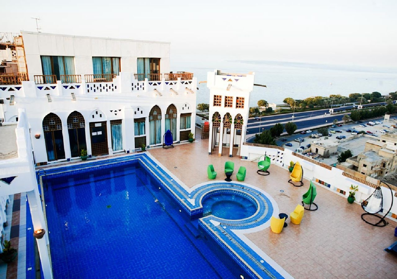 Kuwait Palace Hotel Apartments,
