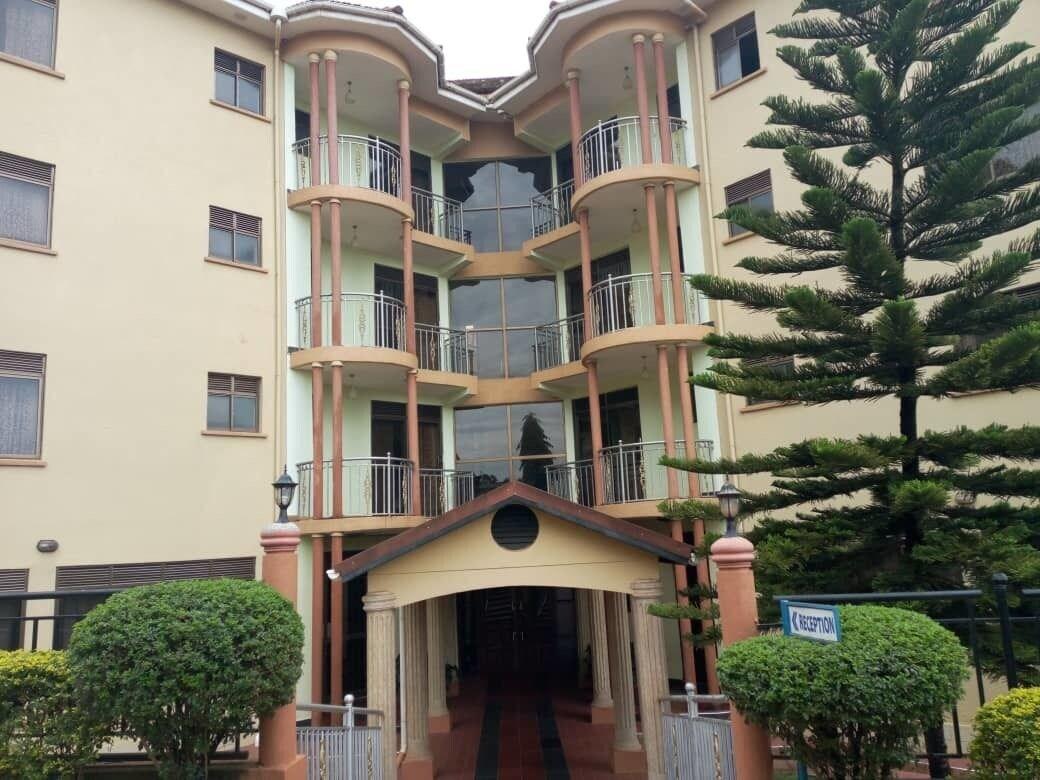 Abba Hotel, Jinja