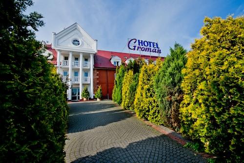 . Hotel Groman