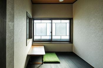 YADORU KYOTO HANARE EIGETSU Room