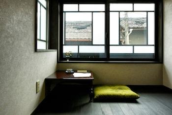 YADORU KYOTO HANARE EIGETSU Living Area