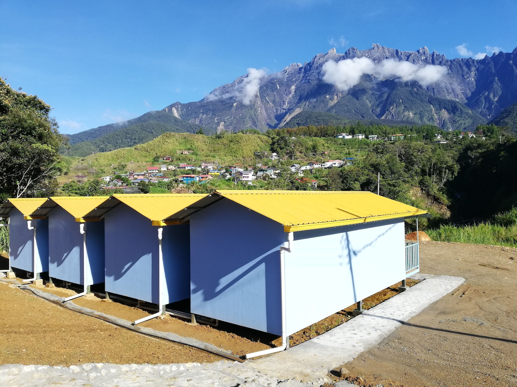 Wind Valley Farmstay, Ranau