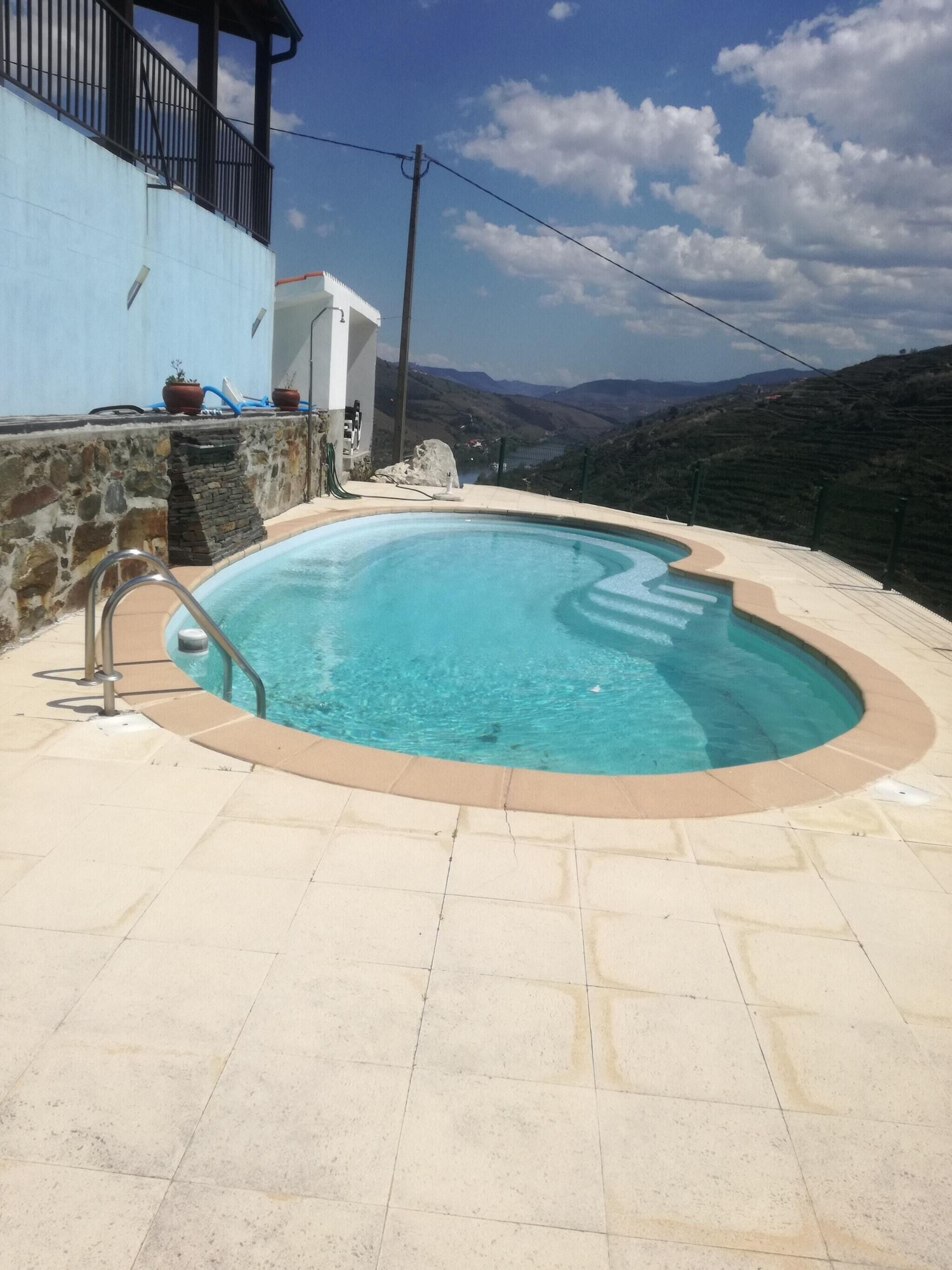 Villa With 3 Bedrooms in Mesão Frio, With Wonderful Mountain View, Pri, Mesão Frio