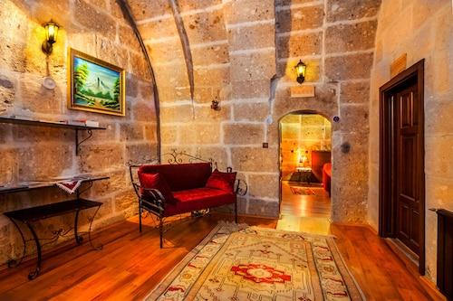 . Cappadocia Antique Gelveri Cave Hotel