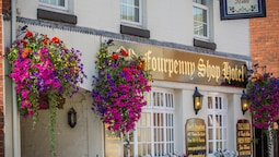 The Old Fourpenny Shop Hotel