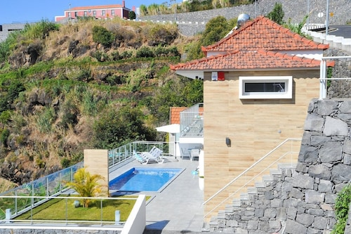 Villa Atlantic Sea View -  ETC Madeira, Calheta