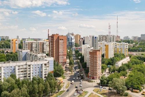 Matveev Apartments, Volzhskiy rayon
