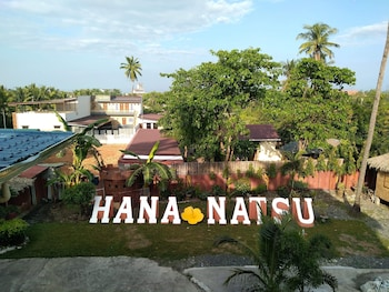 HANA-NATSU RESORTS POOL View from Property
