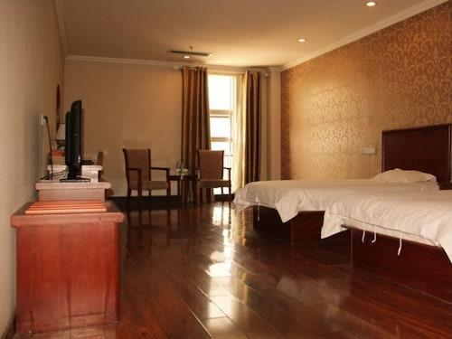 GreenTree Inn LinYi Lanshan District LinXi No.11 Road Express Hotel, Linyi